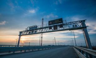 """Киев хочет противопоставить Крымскому мосту """"Крымскую платформу"""""""