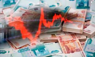 Обвал рубля — это временно и не мегадраматично – финансовый аналитик