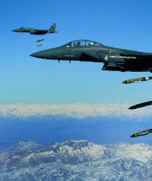 На вооружение ВВС США поступят новые противокорабельные ракеты