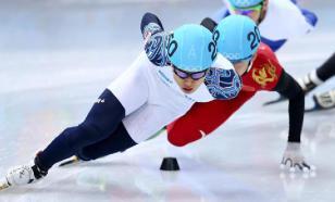 Корейский шорт-трекист осужден за стянутые штаны у партнёра по сборной