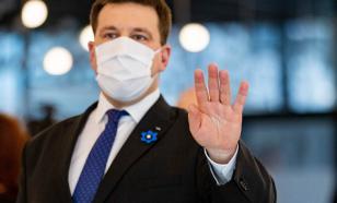 Коррупционный скандал привёл к отставке премьер-министра Эстонии