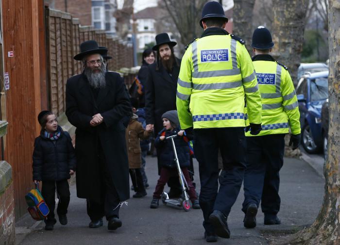 В Великобритании зафиксирован всплеск антисемитизма