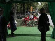 Евгения Примакова с воинскими почестями похоронили на Новодевичьем кладбище