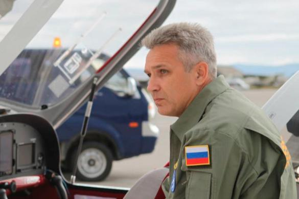 """""""Отпуск будет!"""" - написал в новосибирском небе самолет"""