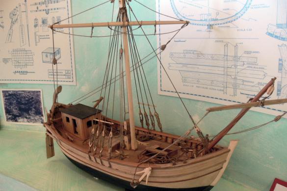 В угольной шахте в Сербии обнаружили римский корабль