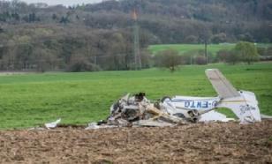 Два пилота погибли во время столкновения планеров