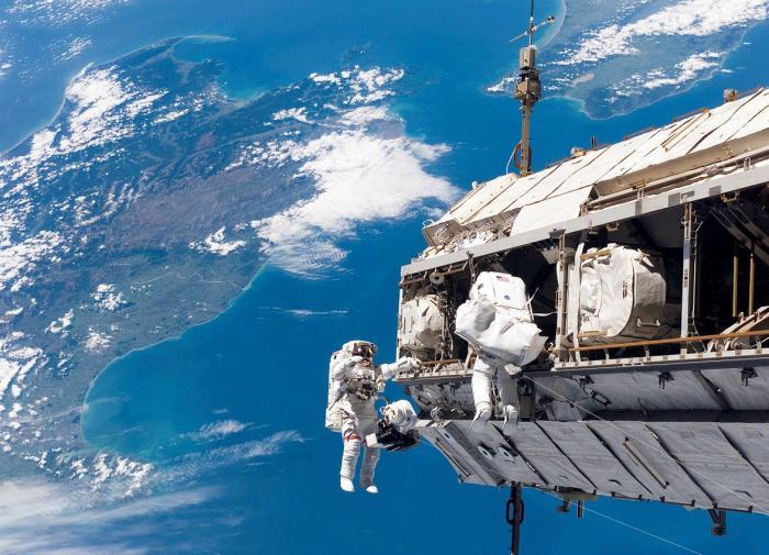 Эксперт оценил идею Роскосмоса создать новую орбитальную станцию
