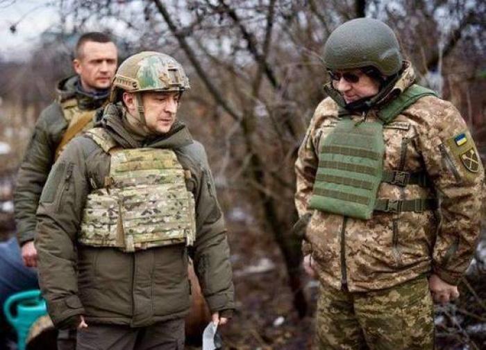 Парламент Украины одобрил формирование личной армии Зеленского