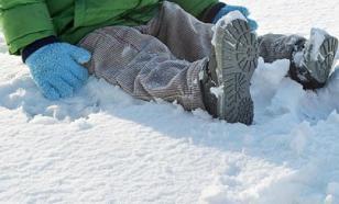 Железное обморожение. Первая помощь ребенку