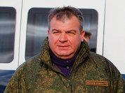 Допрос Сердюкова в суде длился пять часов