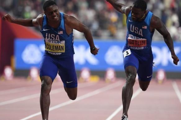 Шубенков: что это за борьба с допингом, если Коулмэн с Гэтлином на ЧМ?