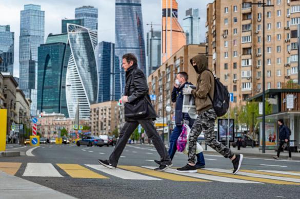 Больше двух тысяч москвичей заболели коронавирусом за сутки