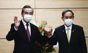 "Япония и КНР поспорили из-за островов Сенкаку. ""Победила"" Япония"