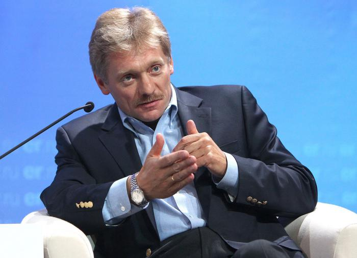 Сдерживание и подавление: Песков описал политику Запада в отношении РФ