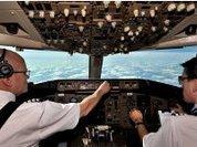 Стюардесса-ниндзя vs воздушный хулиган