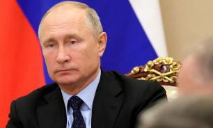 Кремль оправдался за падение рейтинга Путина