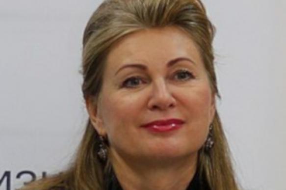 Вика Цыганова подала документы для участия в выборах в Госдуму