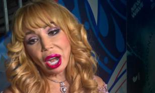 Певице Маше Распутиной слишком натянули кожу на лице