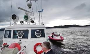 Следственный комитет предположил причины крушения катера на Камчатке