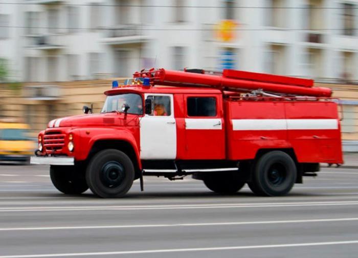Пациентов эвакуировали из-за пожара в больнице на Ставрополье
