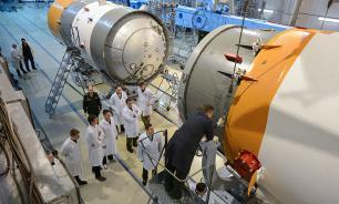 В России сократилось производство космических кораблей, ракет и самолетов