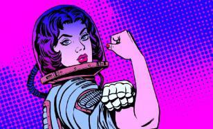 Феминизм - батарейка с двумя полюсами