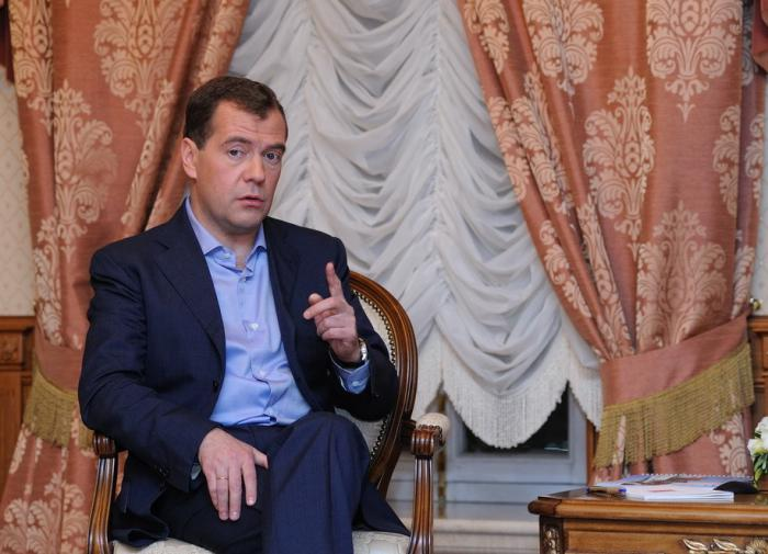 Не для бывшего президента: Медведев объяснил, почему не пошёл в Госдуму