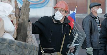 Киев считает требования протестующих в Луганске и Донецке неприемлемыми