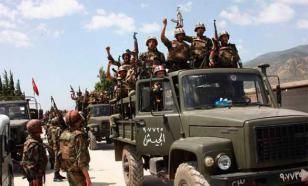 """""""Сирийский экспресс"""" будет снабжать армию Асада до победы - эксперт"""