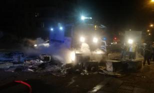 Око за око - в Турции разгромили квартал, где живут беженцы из Сирии