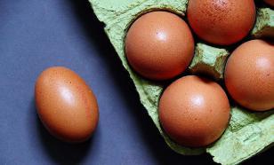 Яйца потенцию не повысят, даже крашеные