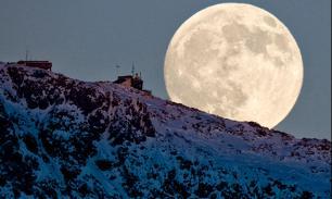 Мировые державы поборются за добычу лунных ископаемых