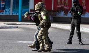 В Крыму задержан украинский шпион с данными о российской Нацгвардии