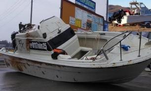 Катер, пропавший в Приморье, найден у берега Японии. Экипаж исчез