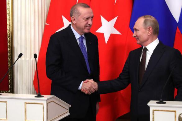 Путин и Эрдоган нашли общий язык в сирийском вопросе