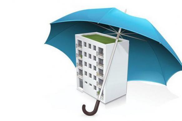 Половина договоров страхования жилья в стране приходится на Москву