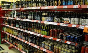 Минздрав одобрил законопроект об открытии спецмагазинов по продаже алкоголя и табака