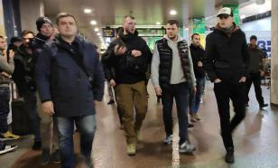 Реалии Украины: министр ходит в рейд вместе с неонацистами
