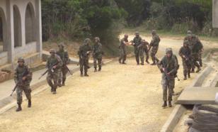 На американских военных базах в Японии ввели режим изоляции