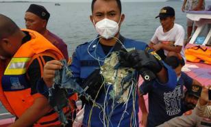 В упавшем у берегов Индонезии самолёте не было граждан России