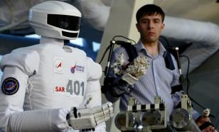 В России совершенствуют робота-космонавта