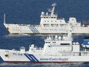 Япония наращивает силы вокруг Сенкаку