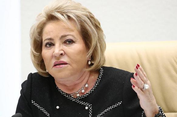 Матвиенко заявила о готовности России помочь Замбии с реформой армии