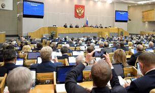 Дума приняла проект закона о запрете фейковых новостей