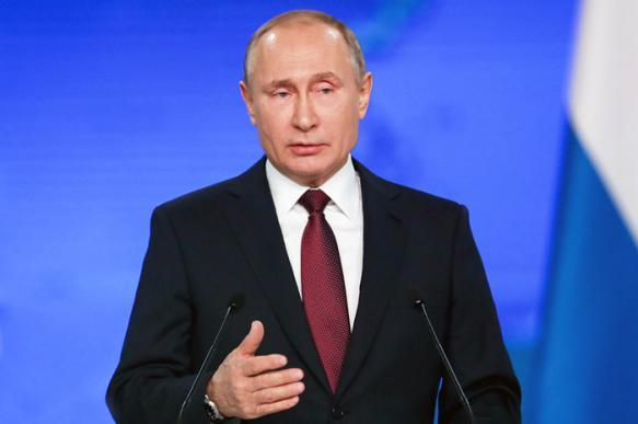 Путин рассказал о возможной гражданской войне в 90-е