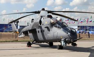 В Чите военный вертолет случайно выстрелил по жилому дому