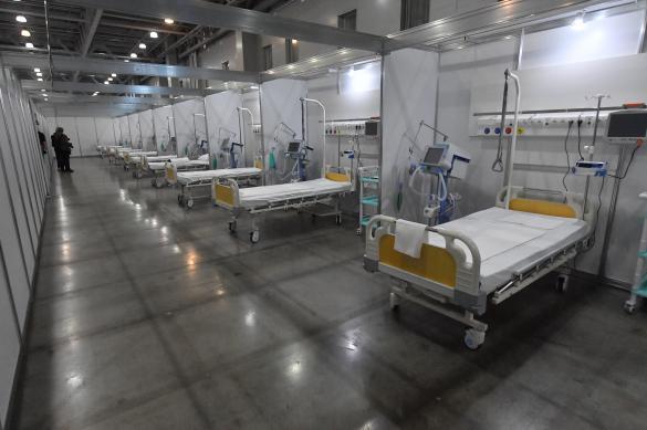 Больше 146 тысяч случаев коронавируса зарегистрировано в Москве