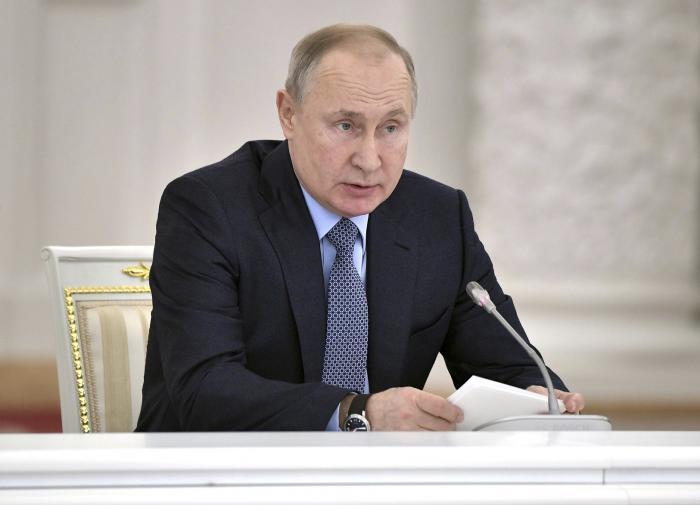 Путин заявил, что его не устраивает ситуация с бедностью в России