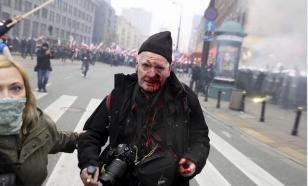 День независимости в Польше: беспорядки и столкновения с полицией