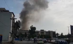 В Пакистане рвануло на заводе боеприпасов. Есть жертвы